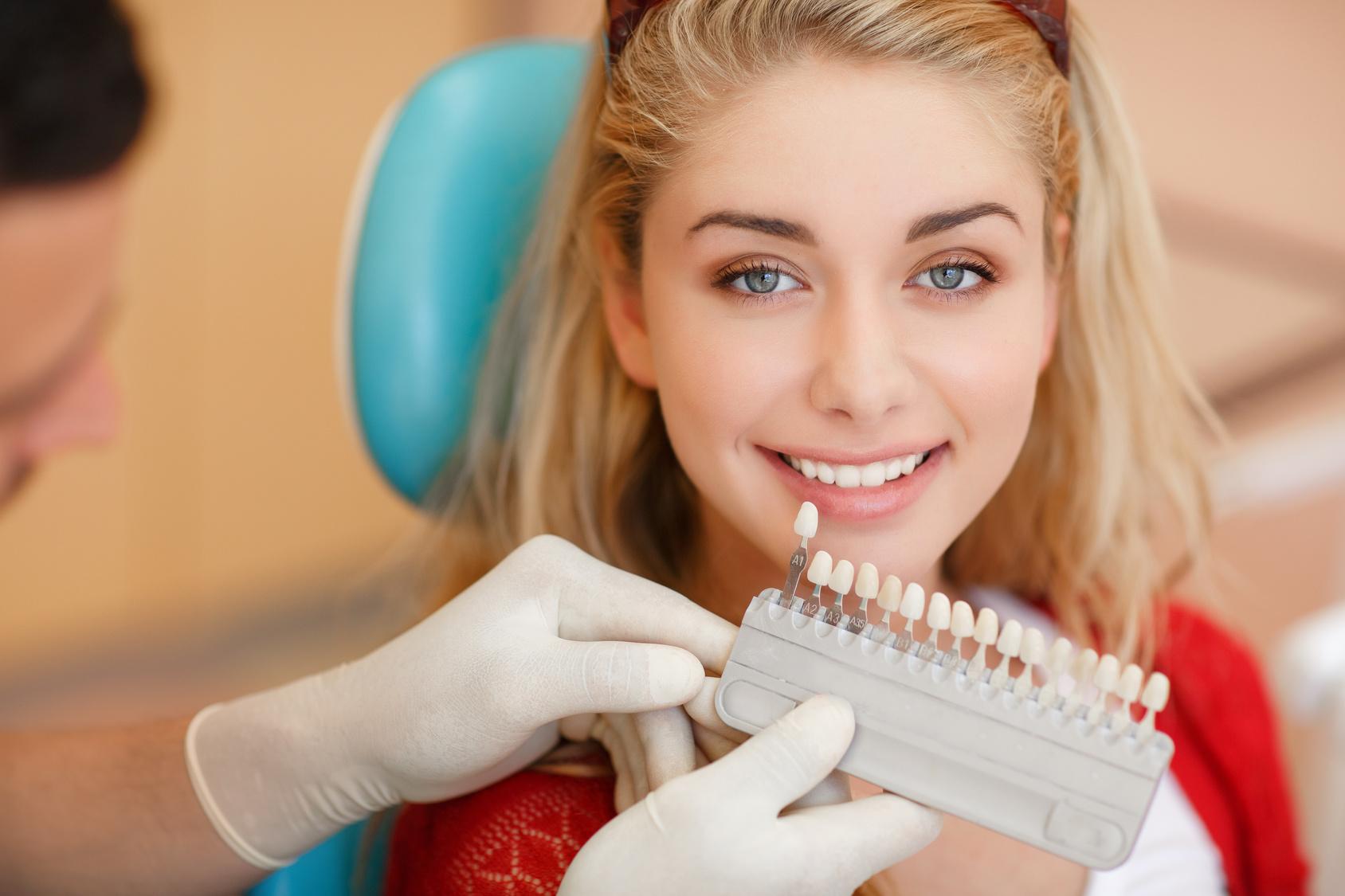 Wybielanie zębów. Fakty i mity