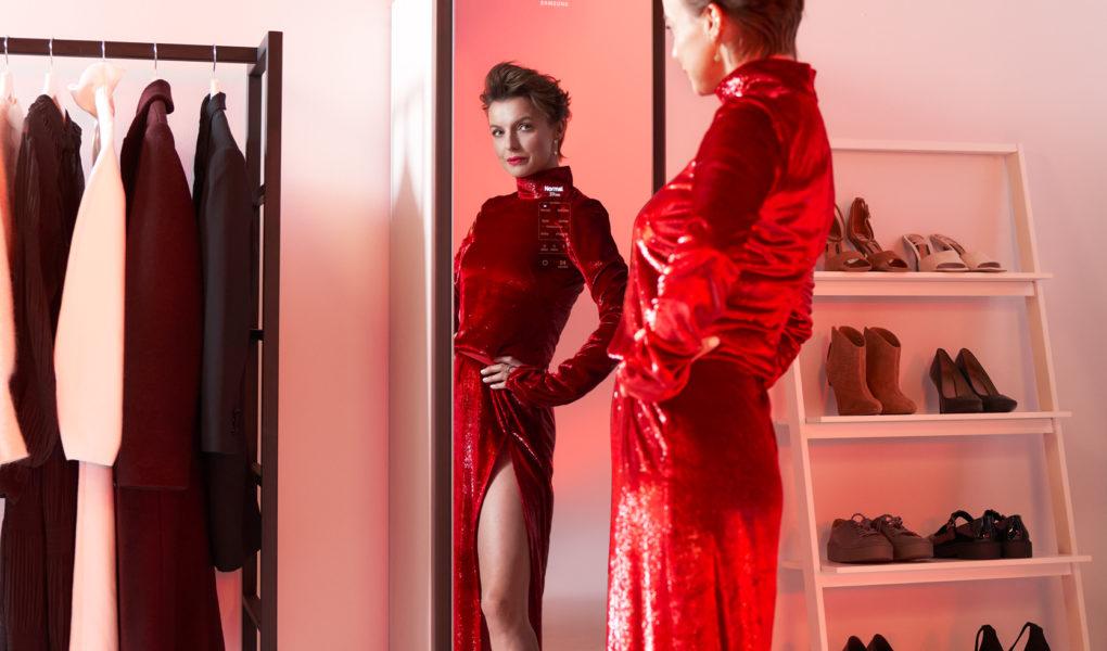 Kasia Sokołowska, najpopularniejsza polska reżyserka pokazów mody ambasadorką